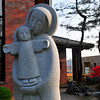 Holy Mother and Child, Pocheon Catholic Church
