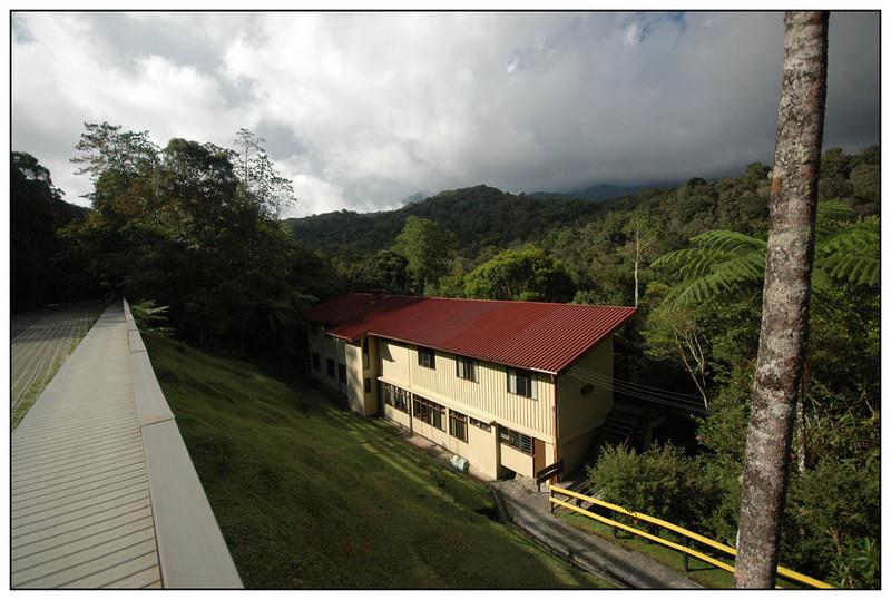 Rock Hostel @ Kinabalu National Park