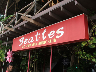 Beatles Food club