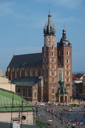Krakow - 17 July 2015