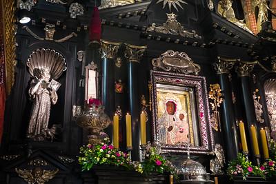 The Black Madonna of Częstochowa, Polandp8