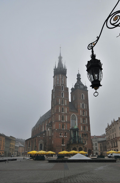 Maria church - Krakow Poland