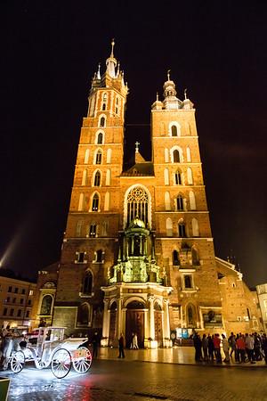 St Mary's Basiilica