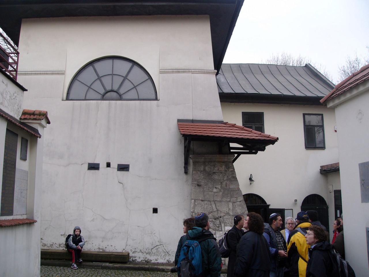 The Remu Synagogue