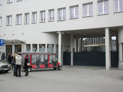 Museum at the former Oskar Schindler factory