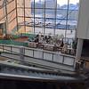 Krakow, Poland - City mall - escalators