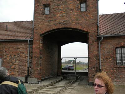 Birkenau death camp