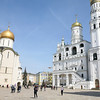 The Assumption Cathedral and The Ivan the Great Bell Tower, Kremlin, Moscow