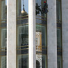 Window Cleaner, The State Kremlin Palace, Moscow