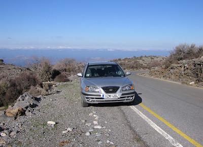 National car rental 1016 km