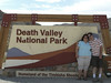 "Our official ""We visited the hottest place in the U.S. and survived to get this darn picture,"" picture."