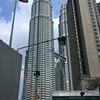 Grey Petronas Towers