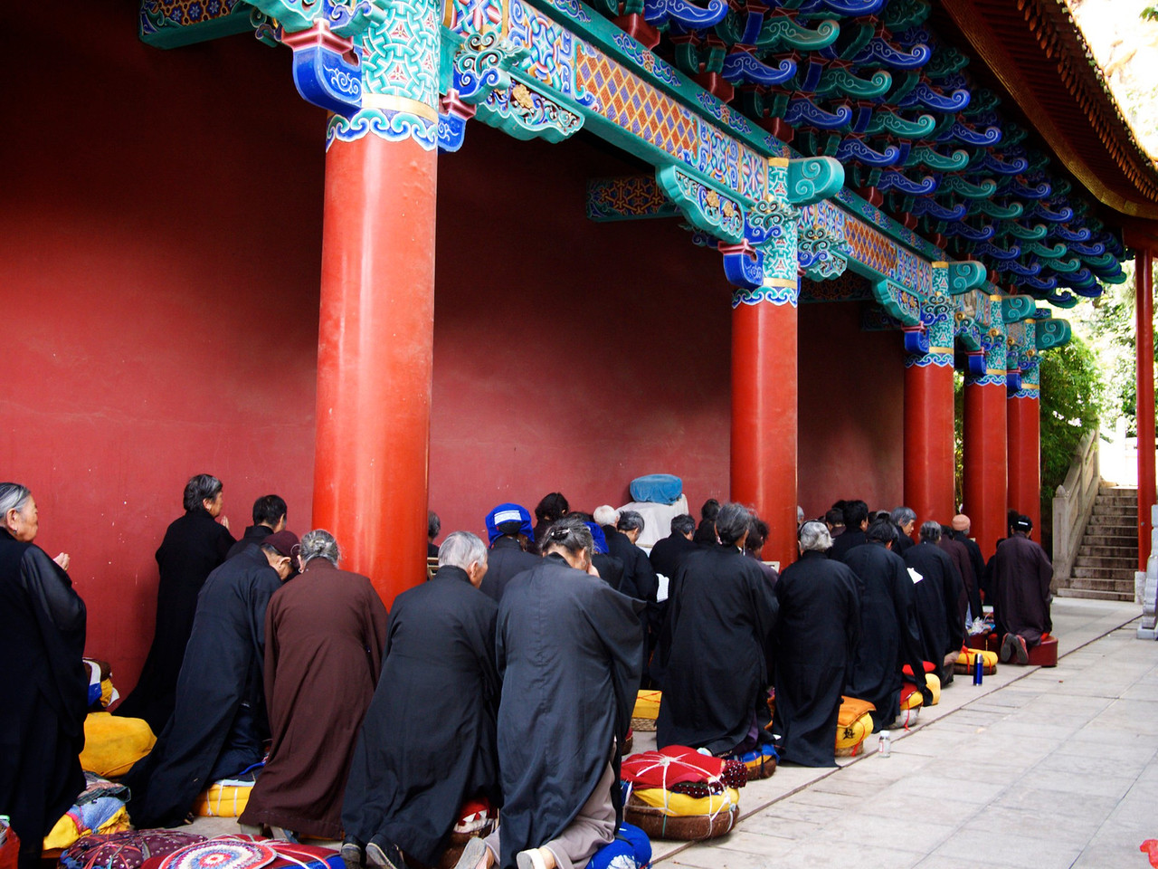 the oldest temple in kunming