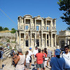 The Ephesus Library in Kusadasi, Turkey.