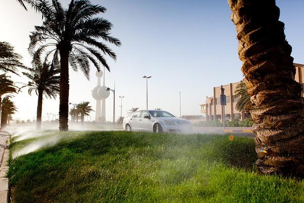 Chevrolet Caprice Kuvajt věže