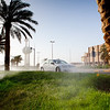 Getting wet in Kuwait