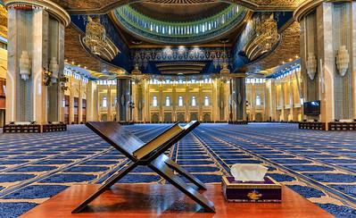 Masjid Al Kabeer, Kuwait.
