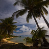 Roi island beach.
