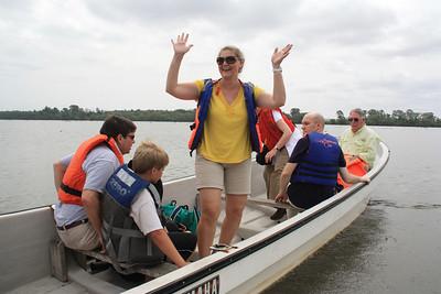 Kwanza River and Kissamma National Park Angola