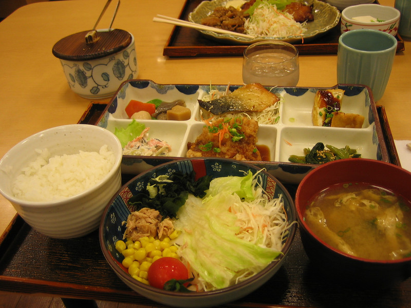 Fast Food is Awesome in Japan