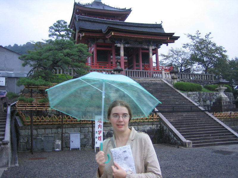 Gateway to Kiyomizu-dera
