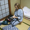 Back at the Ryokan