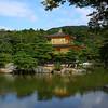 Kyoto Kinkakuji (Golden Pavilion) Temple