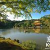A Wide Shot of Kinkaku-ji