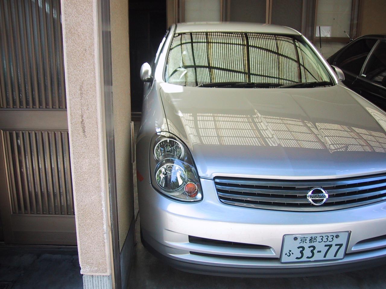 Kyoto, Japan, August 2002