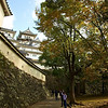 shadows of Himeji Castle