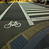 yes, we have a bike lane