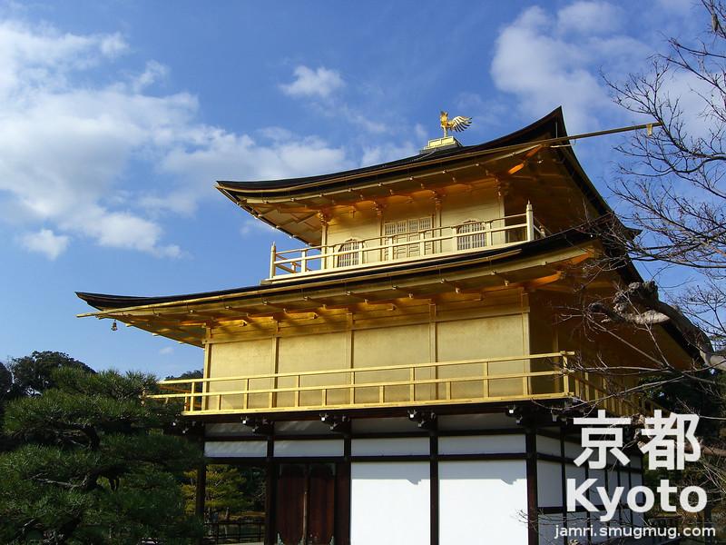 A Different Angle on Kinkaku-ji