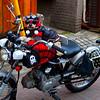 Motorcyclist, Tokyo