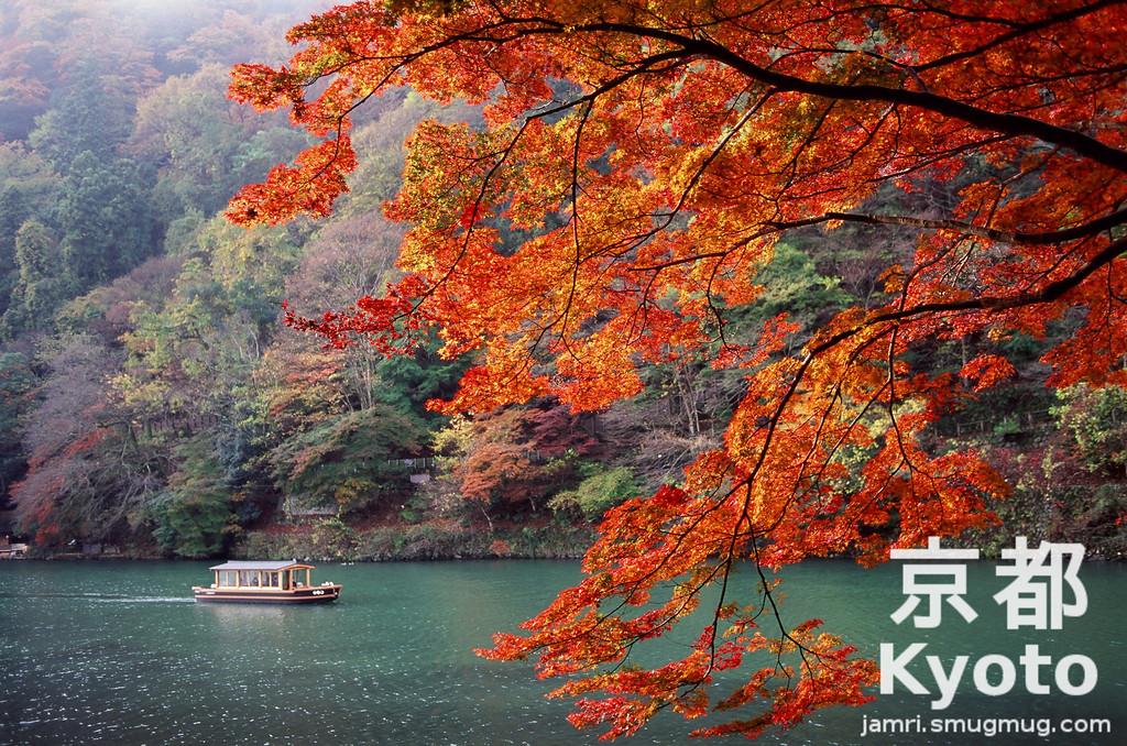 Koyo in Arashiyama