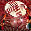 Top of the Yurt