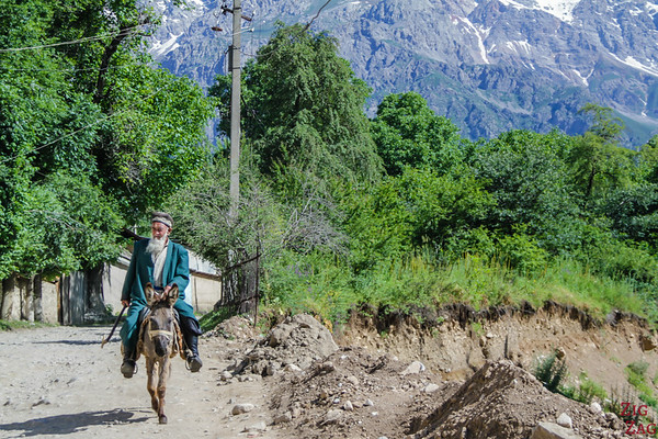 Arslanbob, Kyrgyzstan: village 8