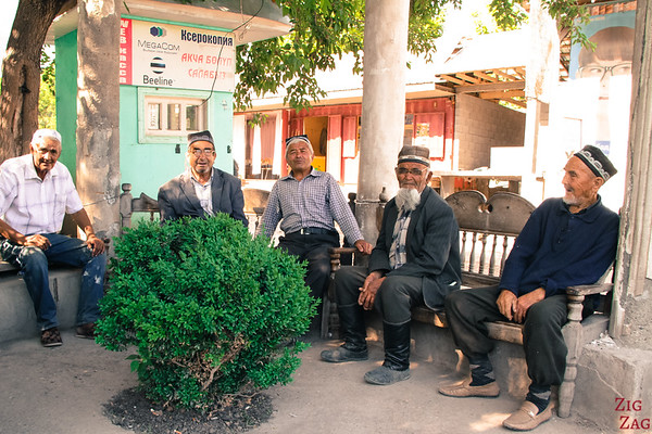 Arslanbob, Kyrgyzstan: village 10
