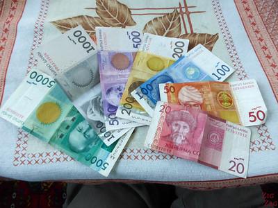 Banknotes of Kyrgyz SOM