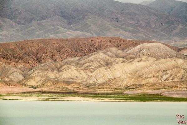 Toktogul reservoir, Kyrgyzstan 10