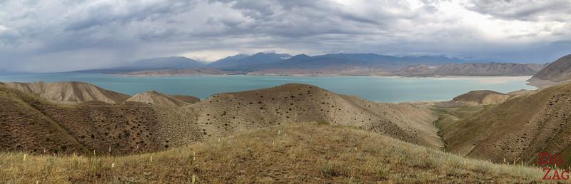Toktogul reservoir, Kyrgyzstan 4