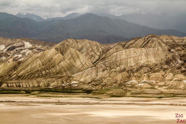 Naryn river to Tokgotul reservoir, Kyrgyzstan 2