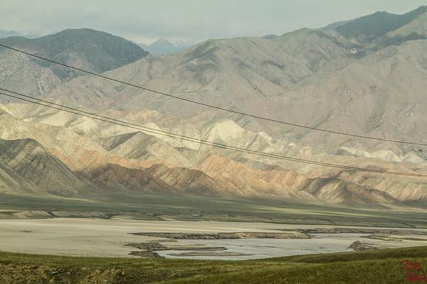 Naryn river to Tokgotul reservoir, Kyrgyzstan 6