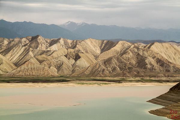 Toktogul reservoir, Kyrgyzstan 8