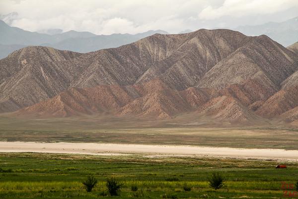 Naryn river to Tokgotul reservoir, Kyrgyzstan 7