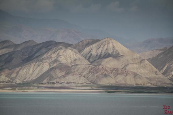 Toktogul reservoir, Kyrgyzstan 3
