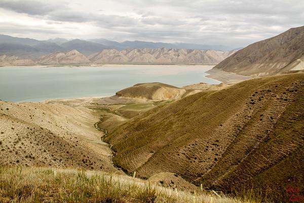 Toktogul reservoir, Kyrgyzstan 9