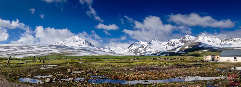 Ala-Bel Mountain pass, Kyrgyzstan 2