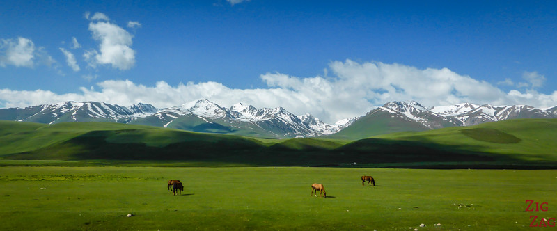 Talas Ala Too Mountain Range, Kyrgyzstan 4