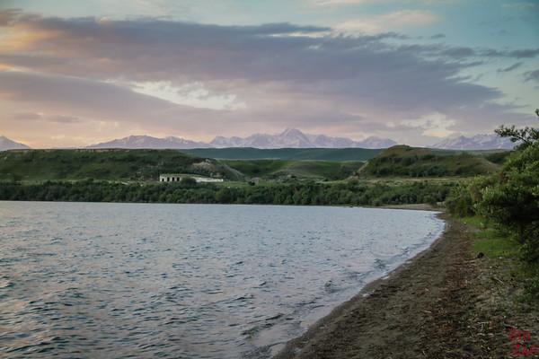 Issyk Kul Karakol sunrise, Kyrgyzstan 6