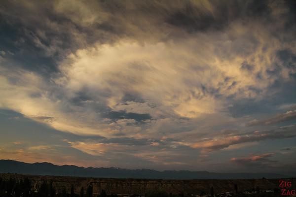 Karakol sunset, Kyrgyzstan 5